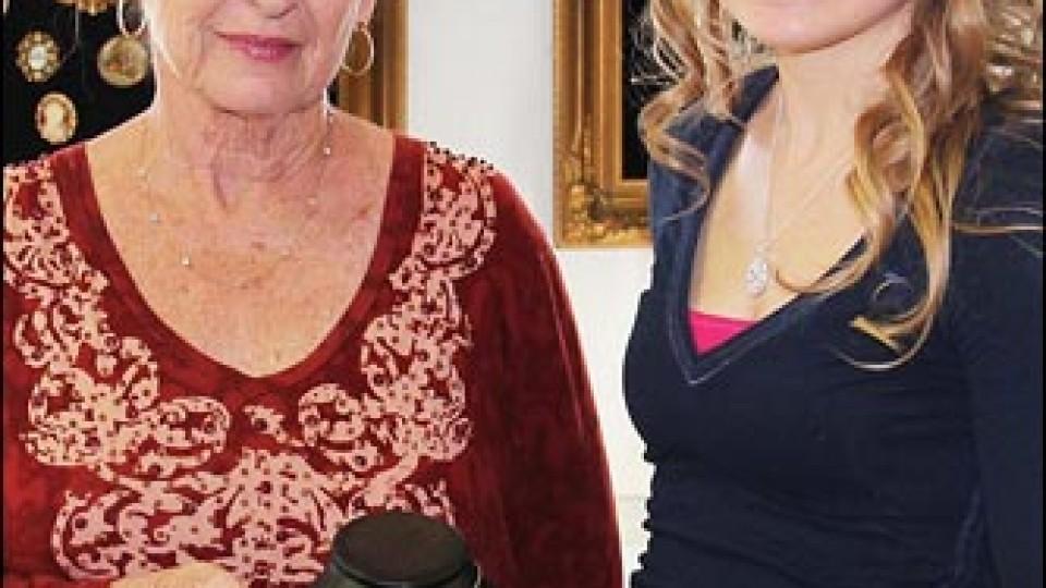 Debbie Johnson donation photo web