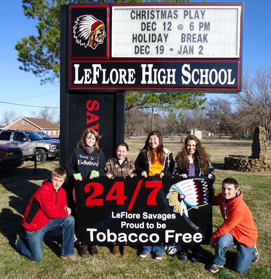 LeFlore Banner Picture