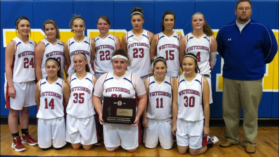 wb girls area consolation champs