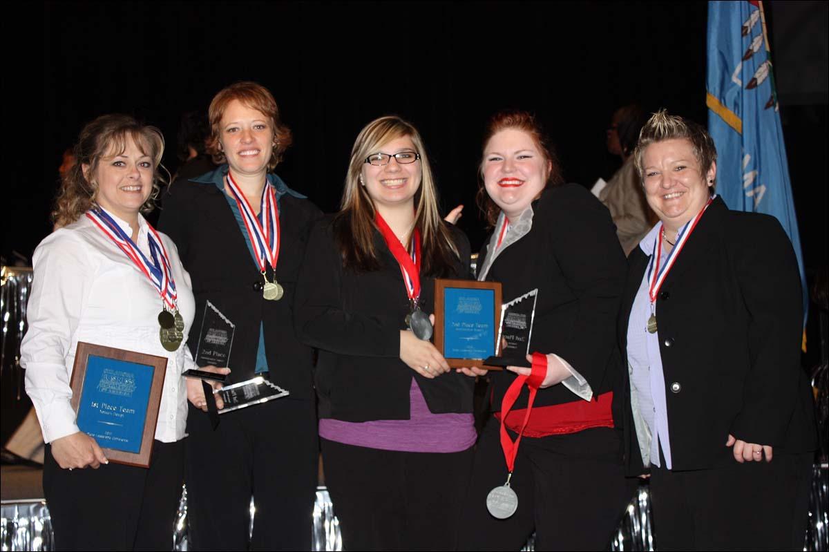 BPA Adult State Winners