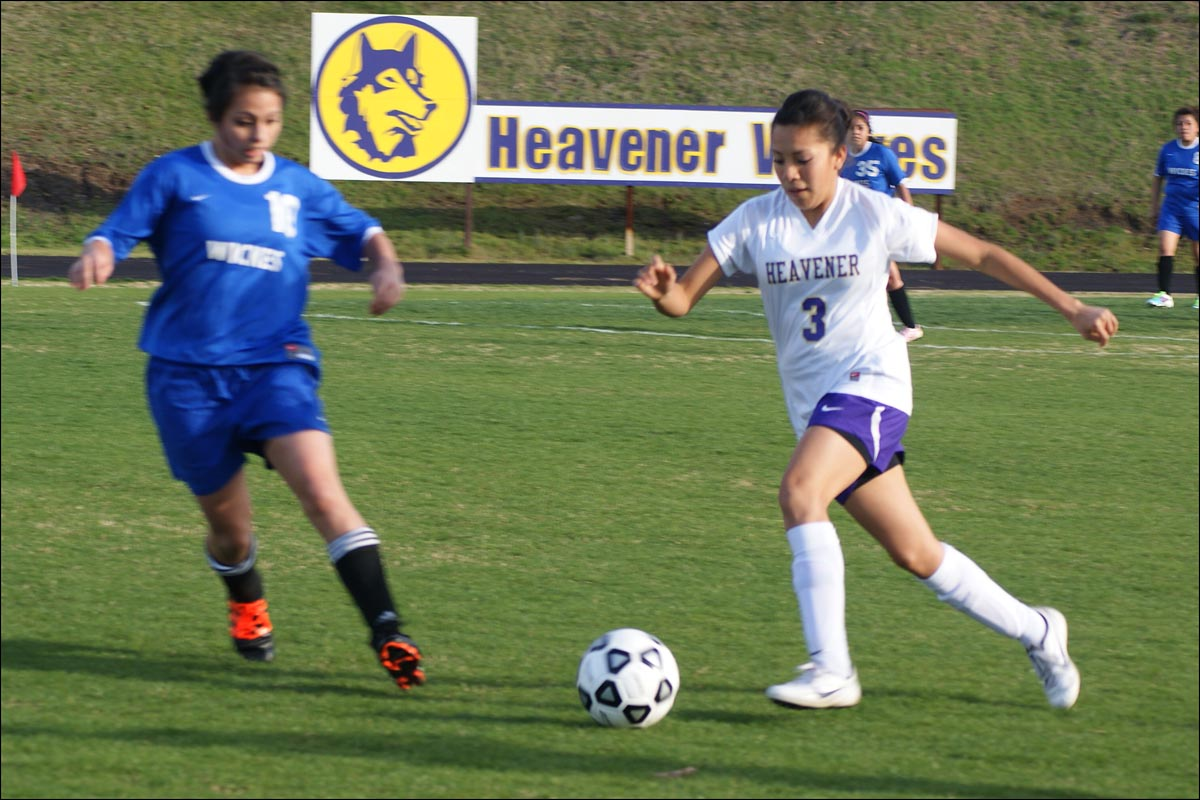 Leflore County Journal | Heavener soccer teams sweep Wickes