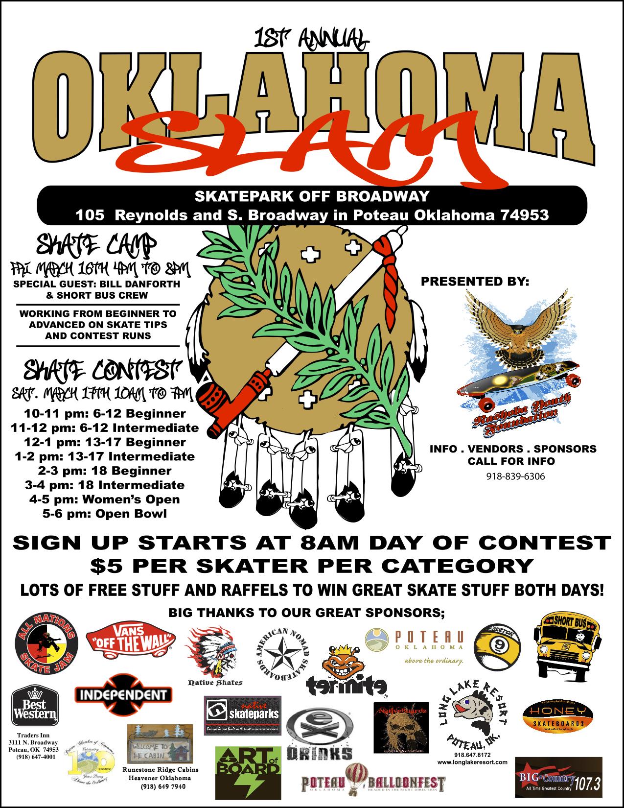 OKLAHOMA SLAM 2012