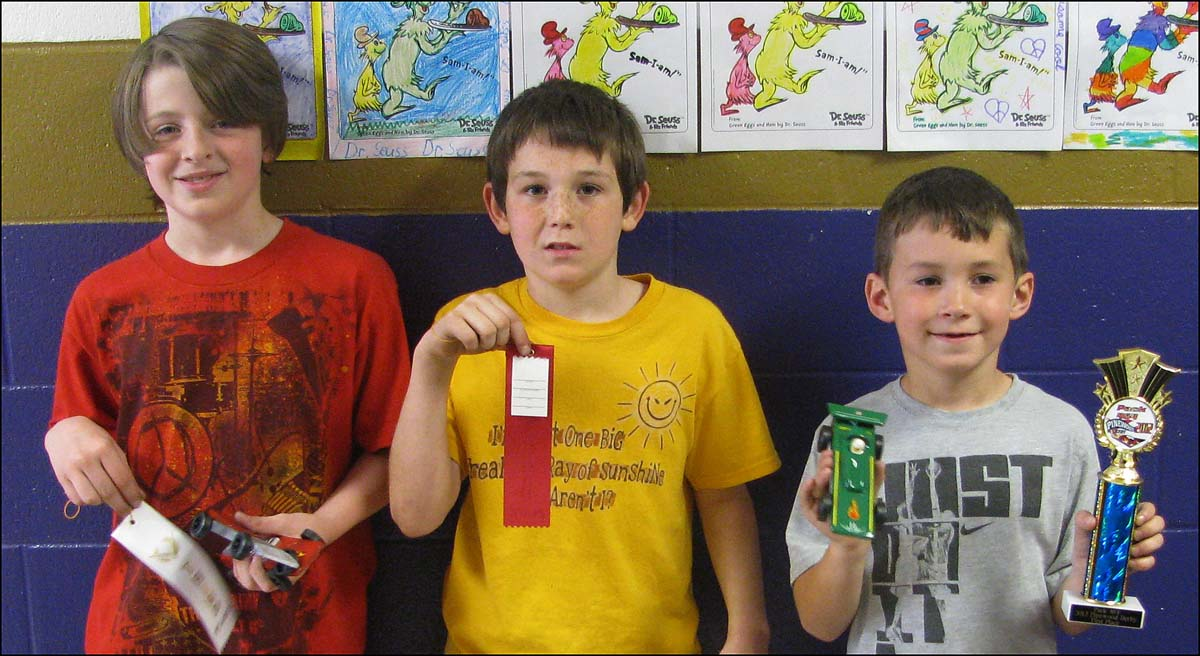 pinewood derby winners
