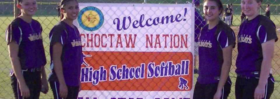 Wister players take part in Choctaw games