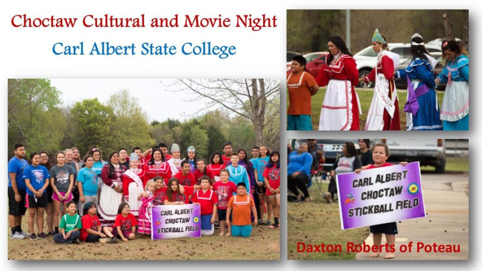 Choctaw Cultural and Movie Night at CASCweb