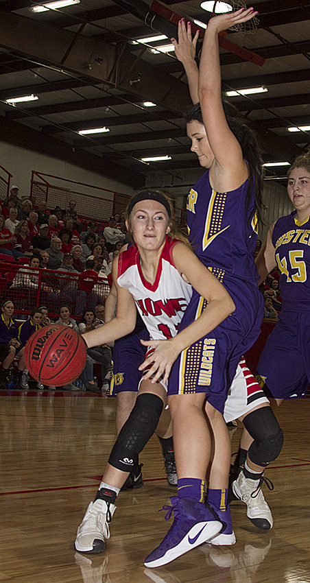 leflore county journal howe girls to play christian heritage