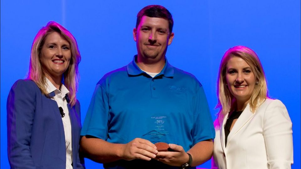 The 50th Annual Oklahoma CareerTech Summer Conference opening general sessions and awards presentation held at the Cox Convention Center in Oklahoma City, Okla on August 1, 2017. Photo by Mitchell Alcala/Central Tech