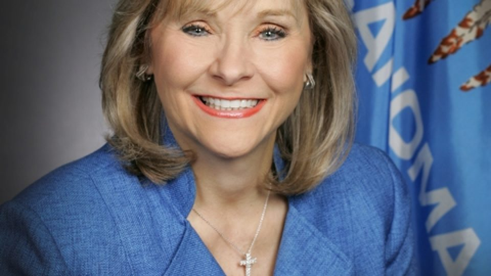 Governor Mary Fallin – Low Resolution