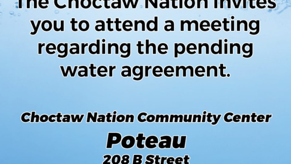 Water Unity Ad-Poteau