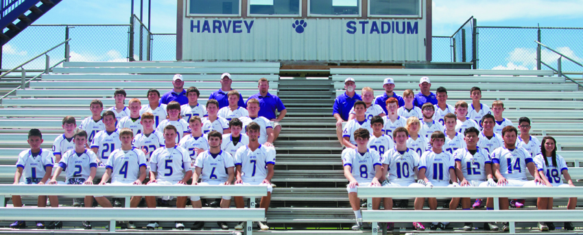 2016 Heavener Wolves football