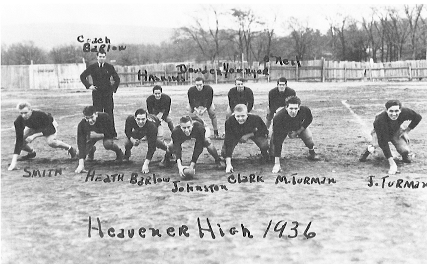 1936 Heavener Wolves small