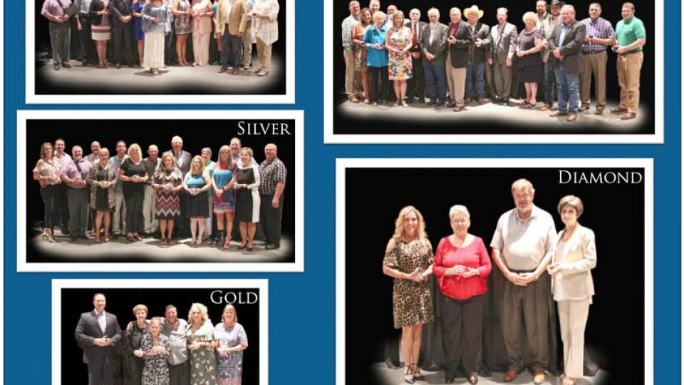 Donors to CASC Dev Foundation Honored