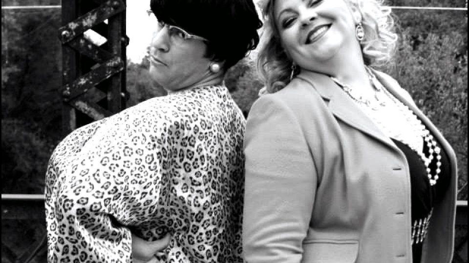 momma and charlene